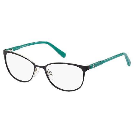 Óculos de Grau Tommy Hilfiger TH 1319 - Azul