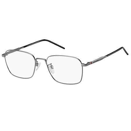 Óculos de Grau Tommy Hilfiger TH 1791/F/56 - Cinza