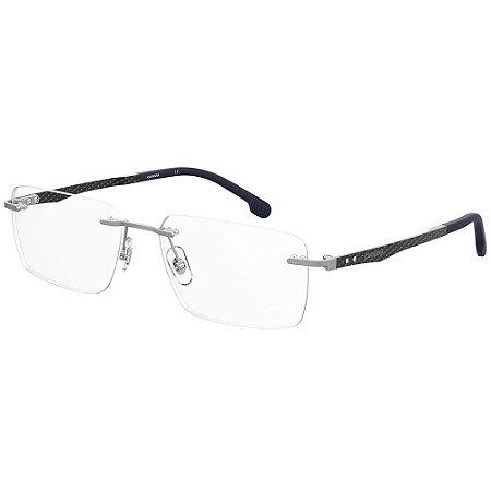 Óculos de Grau Carrera CA 8853/55 - Cinza Fosco