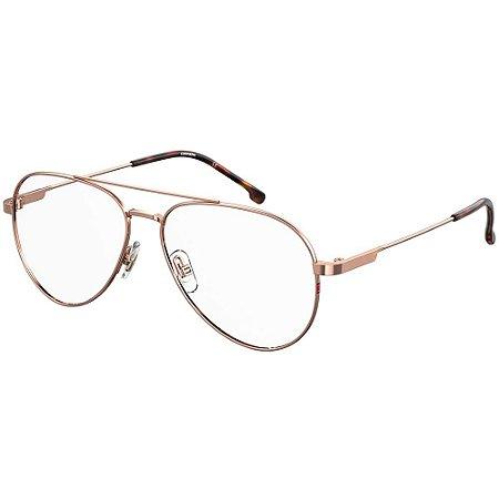 Óculos de Grau Carrera Vista CA 2020T/53 Dourado - Teen