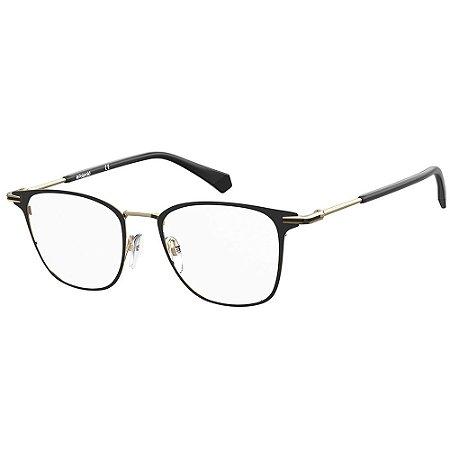 Óculos de Grau Polaroid PLD D387G - Preto