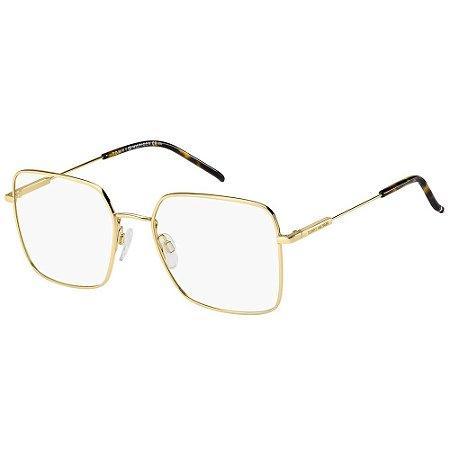 Óculos de Grau Tommy Hilfiger TH 1728/54 - Dourado