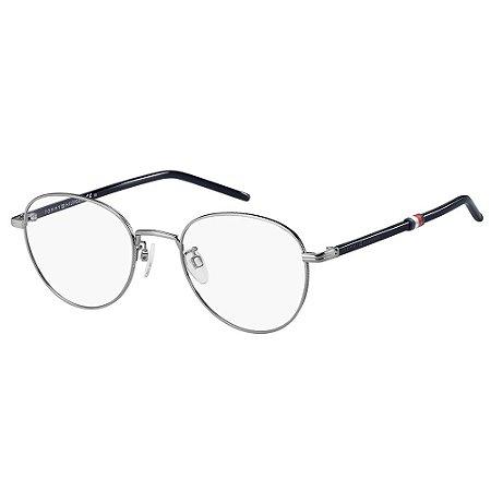 Óculos de Grau Tommy Hilfiger TH 1690/G - Prata