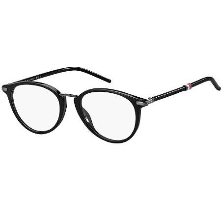 Óculos de Grau Tommy Hilfiger TH 1688/50 - Preto