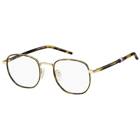 Óculos de Grau Tommy Hilfiger TH 1686/48 - Dourado