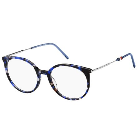 Óculos de Grau Tommy Hilfiger TH 1630/51 - Azul
