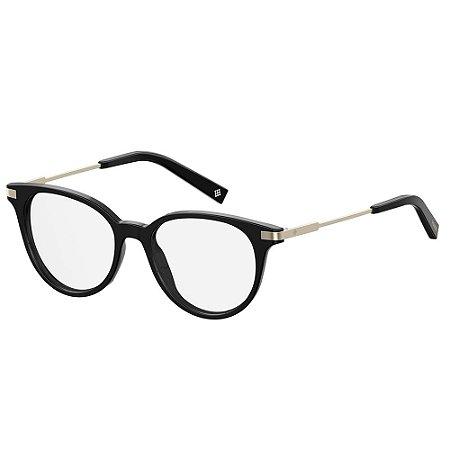 Óculos de Grau Polaroid PLD D352/49 Preto - Polarizado