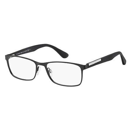 Óculos de Grau Tommy Hilfiger TH 1596/55 - Preto