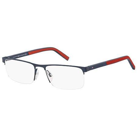 Óculos de Grau Tommy Hilfiger TH 1594/55 - Azul