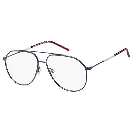 Óculos de Grau Tommy Hilfiger TH 1585 - Azul