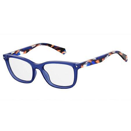 Óculos de Grau Polaroid PLD D813 - Azul