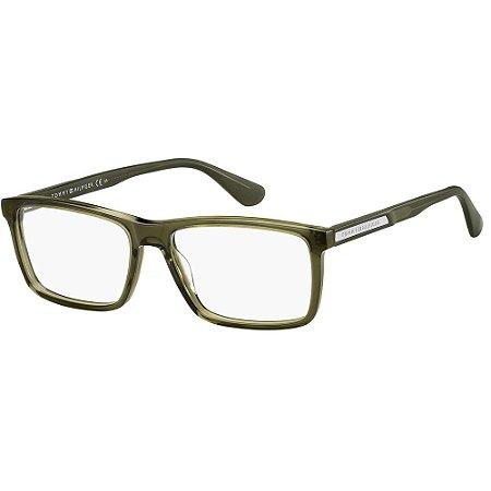 Óculos de Grau Tommy Hilfiger TH 1549/55 - Verde