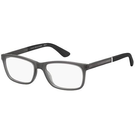 Óculos de Grau Tommy Hilfiger TH 1478/55 - Cinza