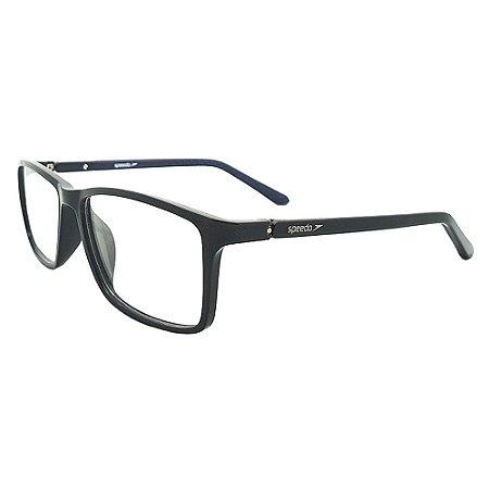 Óculos de Grau Speedo SP7015 H01 - Preto