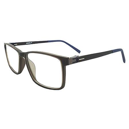Óculos de Grau Speedo SP7013 H01 - Grafite Fosco