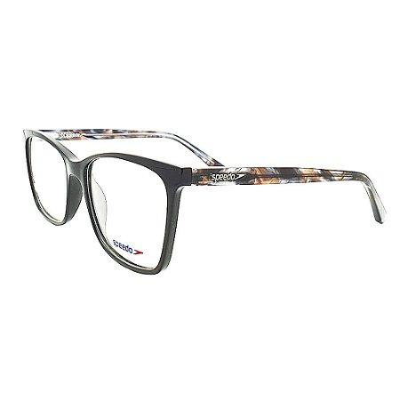 Óculos de Grau Speedo SP6112WI A01 - Preto