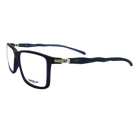 Óculos de Grau Speedo SP6109I T01 - Azul Fosco