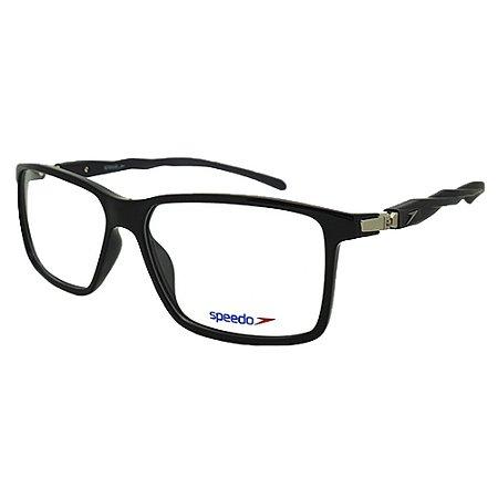 Óculos de Grau Speedo SP6109I A01 - Preto