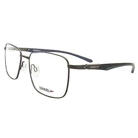 Óculos de Grau Speedo SP1377 02A - Grafite