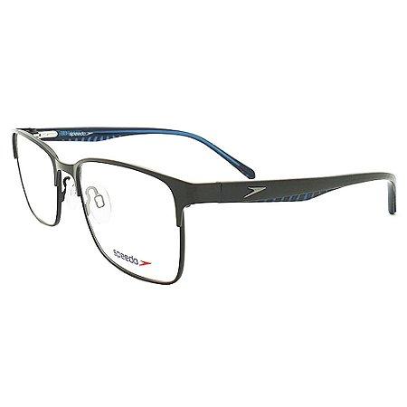 Óculos de Grau Speedo SP1376 09A - Preto / Azul