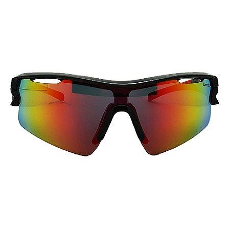 Óculos de Sol Speedo PRO 3 A01 - Preto / Vermelho
