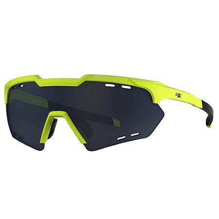 Óculos de Sol HB Shield Compact M - Amarelo