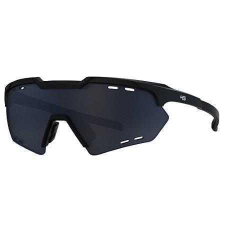 Óculos de Sol HB Shield Compact M - Preto
