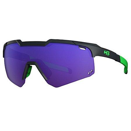 Óculos de Sol HB Shield Evo R - Preto / Verde