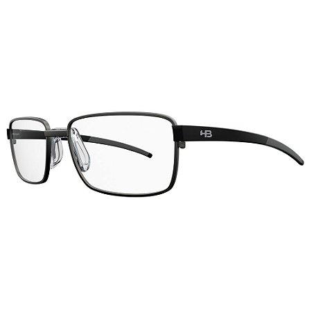 Óculos de Grau HB Duotech 0291 - Preto / Cinza