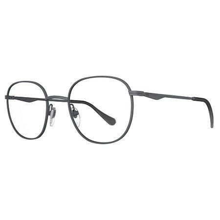 Óculos de Grau HB 93428 - Grafite Fosco