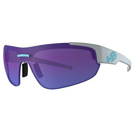Óculos de Sol HB Highlander 3R - Branco / Azul