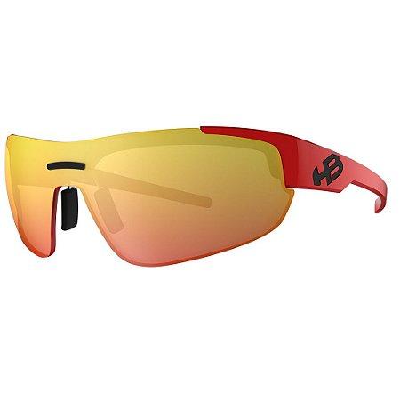 Óculos de Sol HB Highlander 3R - Vermelho