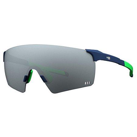 Óculos de Sol HB Quad R - Azul / Verde