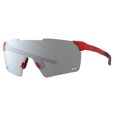 Óculos de Sol HB Quad V - Vermelho / Preto