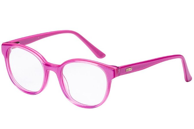 Óculos de Grau Lilica Ripilica VLR110 C01/47 Rosa