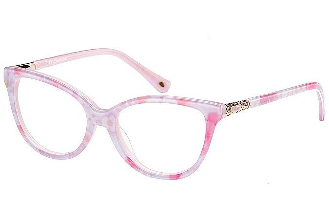 Óculos de Grau Lilica Ripilica VLR096 C01/48 Rosa