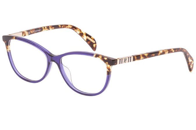 Óculos de Grau Victor Hugo VH1788 0V35/53 Azul/Tartaruga