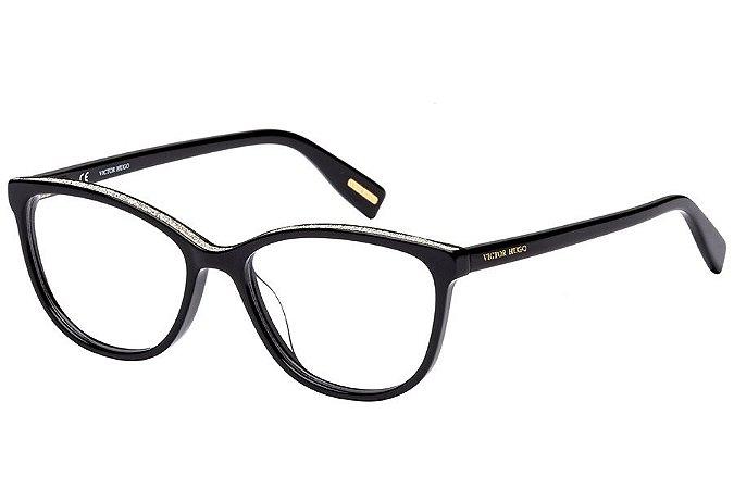 Óculos de Grau Victor Hugo VH1769 700/53 Preto
