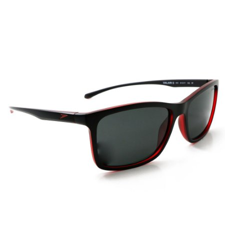 Óculos de Sol Speedo Valari 2 H01/61 Preto/Vermelho