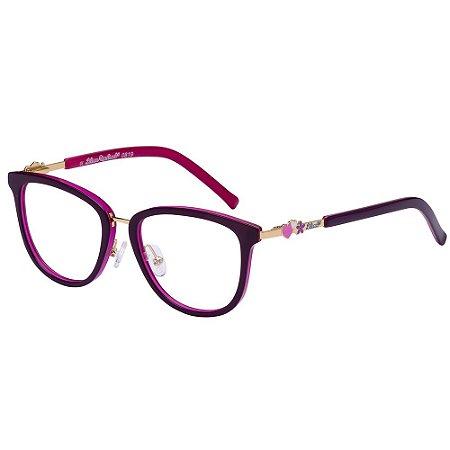 Óculos de Grau Lilica Ripilica VLR139 C4/48 Preto