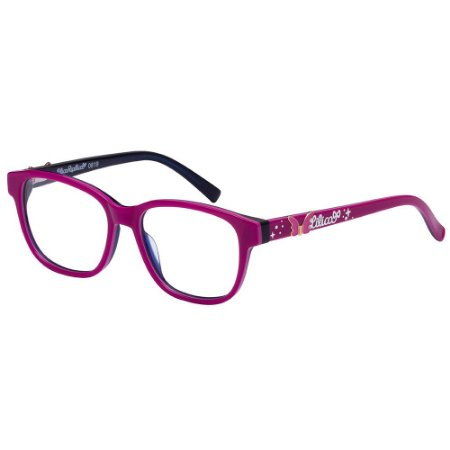 Óculos de Grau Lilica Ripilica VLR136 C3/49 Rosa