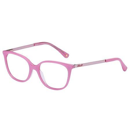 Óculos de Grau Lilica Ripilica VLR135 C05/47 Rosa