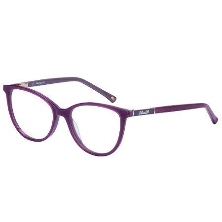 Óculos de Grau Lilica Ripilica VLR134 C02/49 Roxo