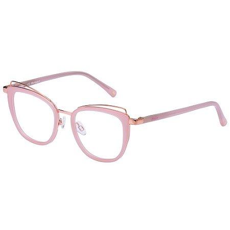Óculos de Grau Lilica Ripilica VLR133 C01/47 Rosa