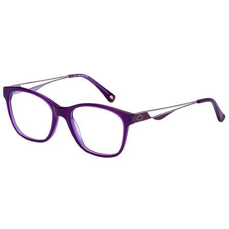 Óculos de Grau Lilica Ripilica VLR132 C02/49 Roxo