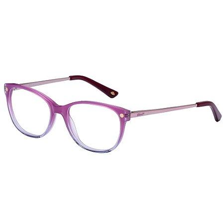 Óculos de Grau Lilica Ripilica VLR128 C04/50 Roxo