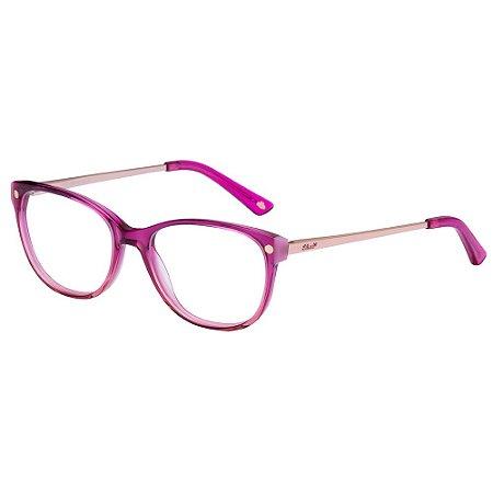 Óculos de Grau Lilica Ripilica VLR128 C03/50 Rosa