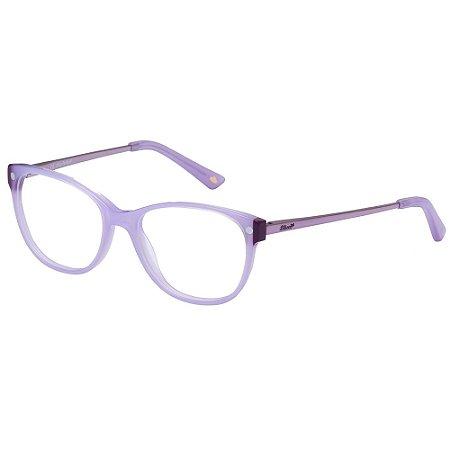 Óculos de Grau Lilica Ripilica VLR128 C02/50 Roxo