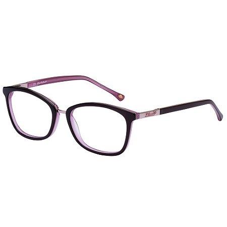 Óculos de Grau Lilica Ripilica VLR127 C06/49 Preto