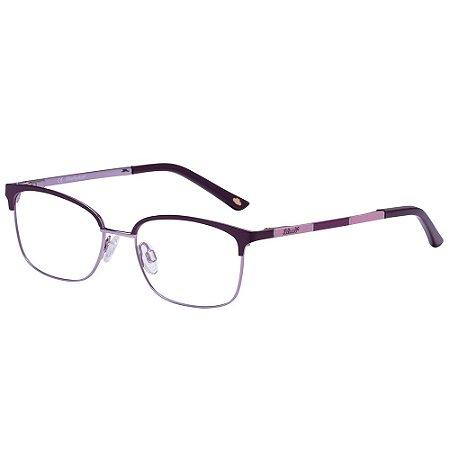 Óculos de Grau Lilica Ripilica VLR126 C04/48 Roxo